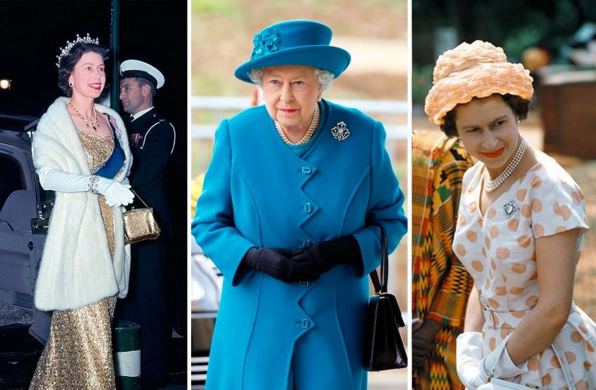 Style Icon : 15 looks qui prouvent que la Reine d'Angleterre est une véritable icône de la mode !