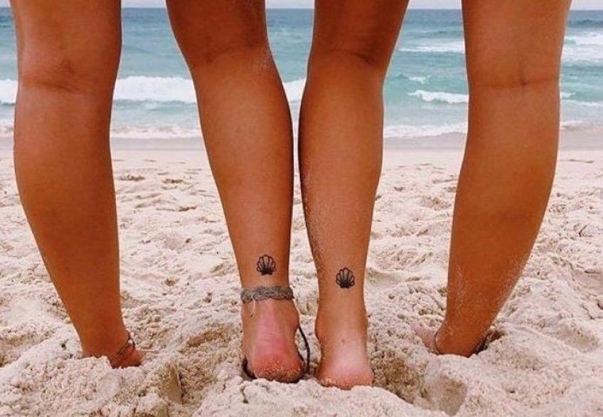 20 tatouages merveilleux à faire avec votre meilleure amie !