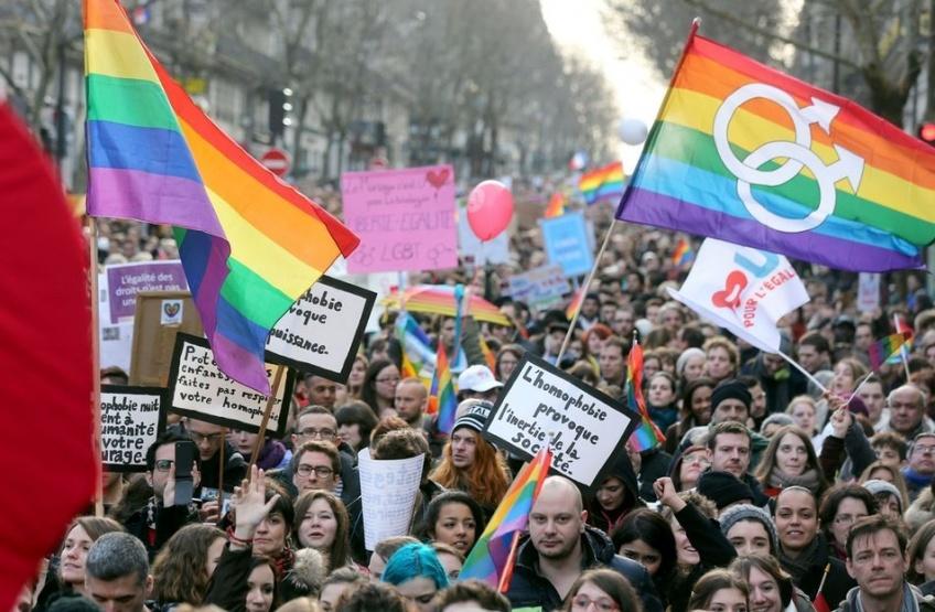 Un viol 'lesbophobe' reconnu pour la première fois aux assises