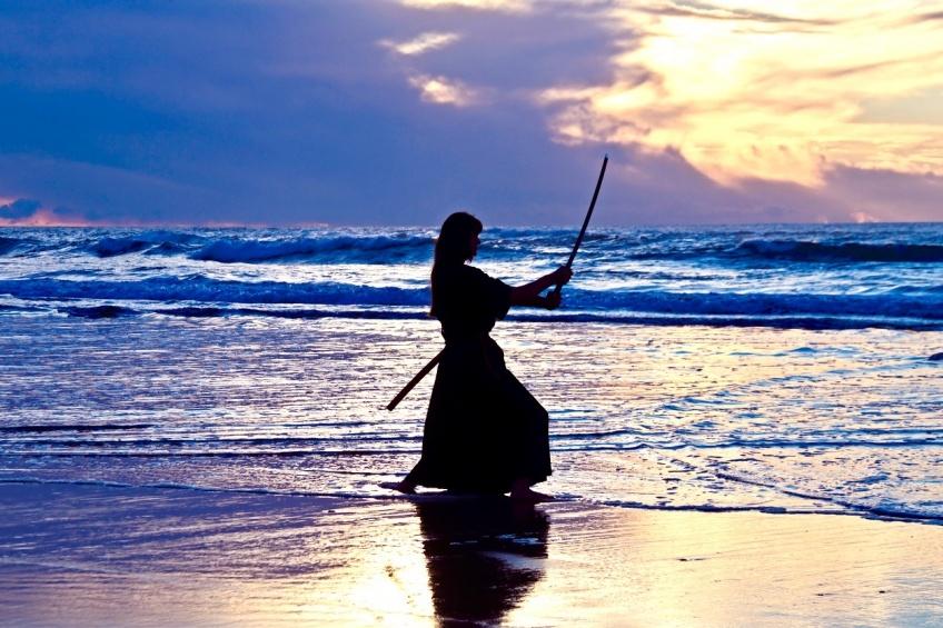 Monday Fun Day : découvrez le Kendō, l'art du sabre des samouraïs