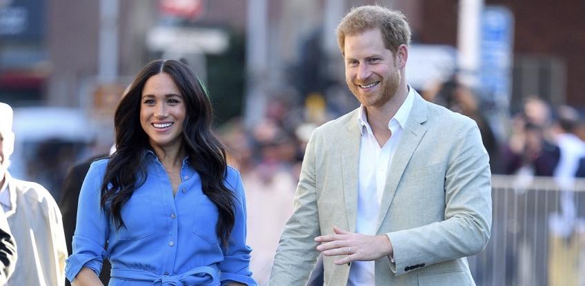 Meghan et Harry sont devenus parents pour la seconde fois !
