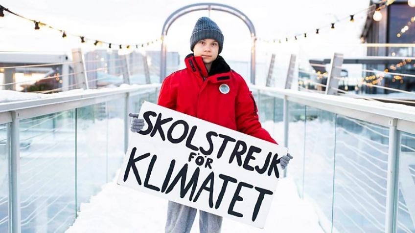 Greta Thunberg veut 'mettre la pression sur les plus riches' pour lutter contre la pollution