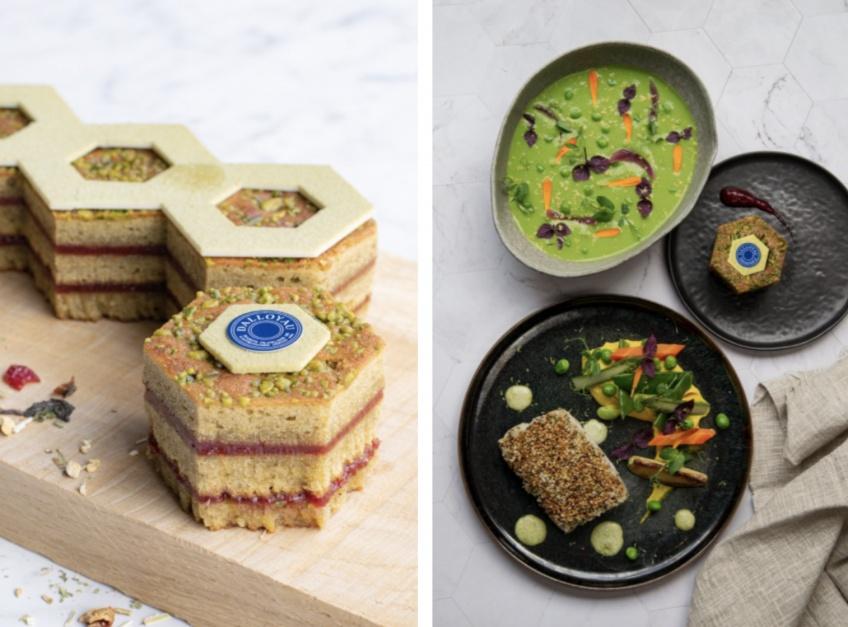 Food : Dalloyau x Divie, quand la gourmandise traditionnelle rencontre le CBD