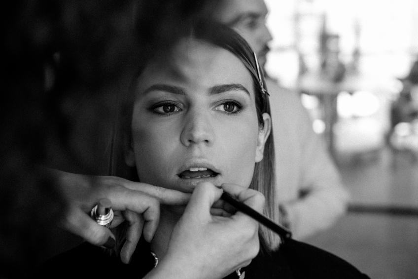Les secrets beauté d'une femme Yves Saint Laurent