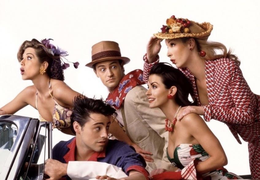 Friends : Une croisière sur le thème de la série culte va mettre les voiles l'été prochain !