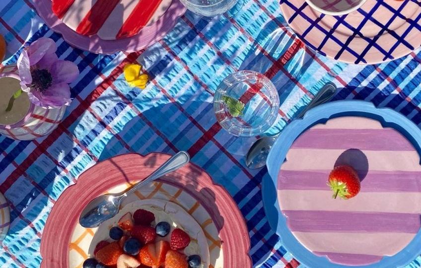Spotted : Les assiettes que l'on voit partout sur Instagram sont signées Vaisselle !