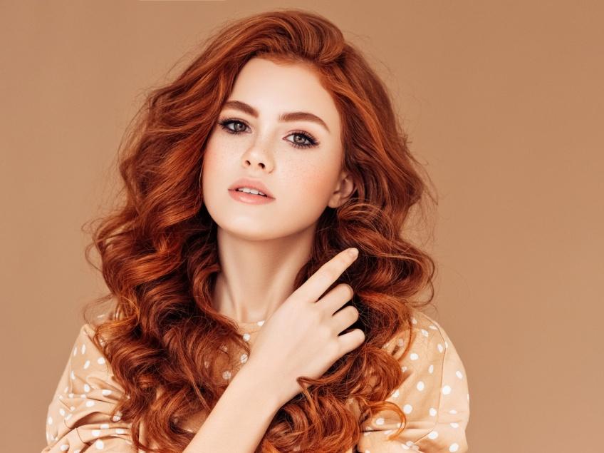 Le copper hair, la coloration idéale pour une chevelure flamboyante !