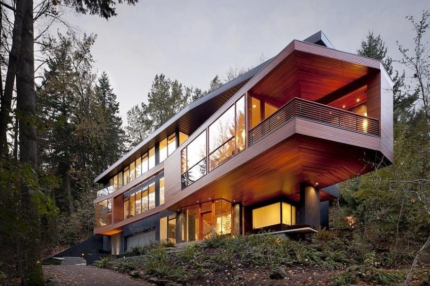 Voici toutes les plus belles maisons vues dans les films et séries !