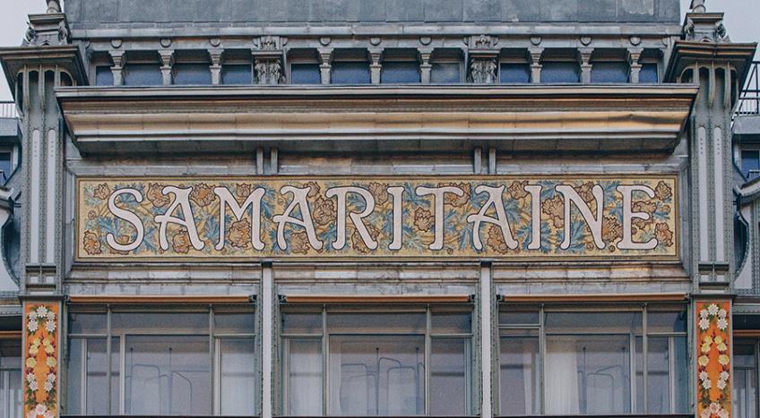 La Samaritaine rouvre ses portes après 16 ans, pour le meilleur et pour le luxe