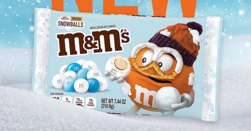 Food : M&M's dévoile une nouvelle recette pour cet hiver !