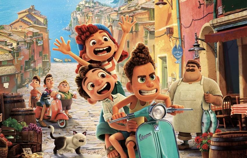 Luca sur Disney+ : le nouveau dessin animé signé Pixar est inspiré d'une histoire vraie !