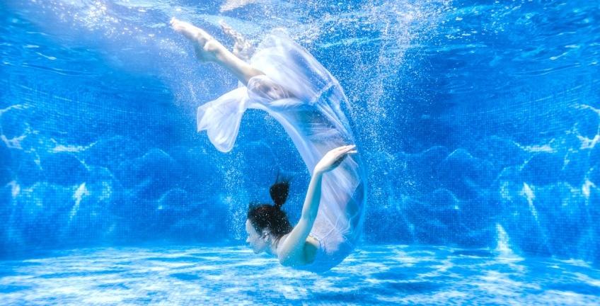 Monday Fun Day : la natation synchronisée, la discipline qui allie natation et gymnastique !