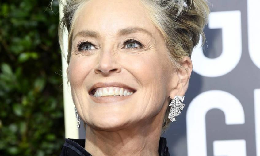 À 63 ans, Sharon Stone s'affiche plus belle que jamais en bikini !