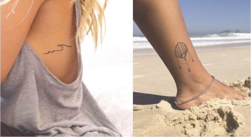 20 meilleures inspirations de tatouages pour les passionnées du voyage !