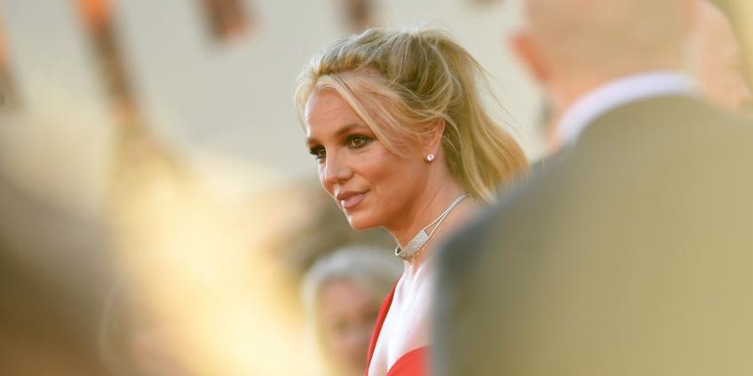 Britney Spears toujours sous la tutelle de son père !