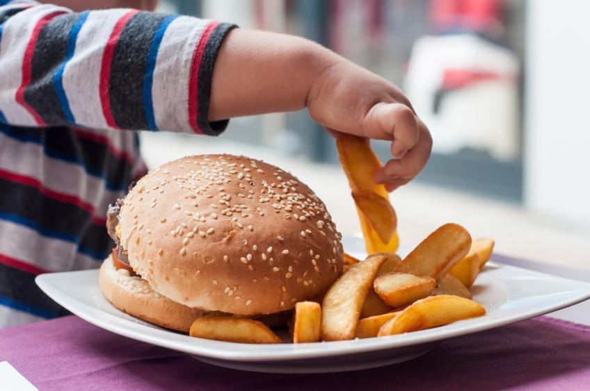 L'obésité explose chez les jeunes Français