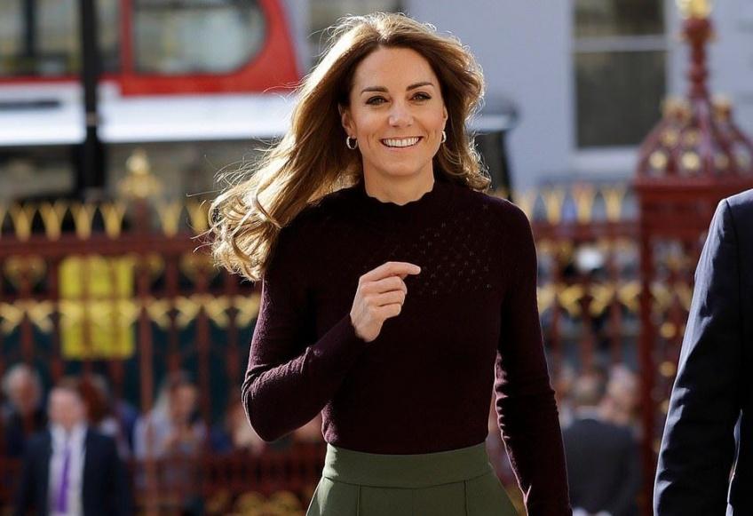 La routine bien-être de Kate Middleton : voici ses secrets pour rester en forme !