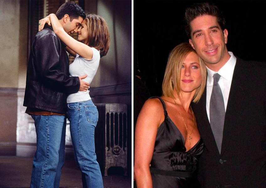 Ces couples fictifs qui auraient dû former un vrai couple !
