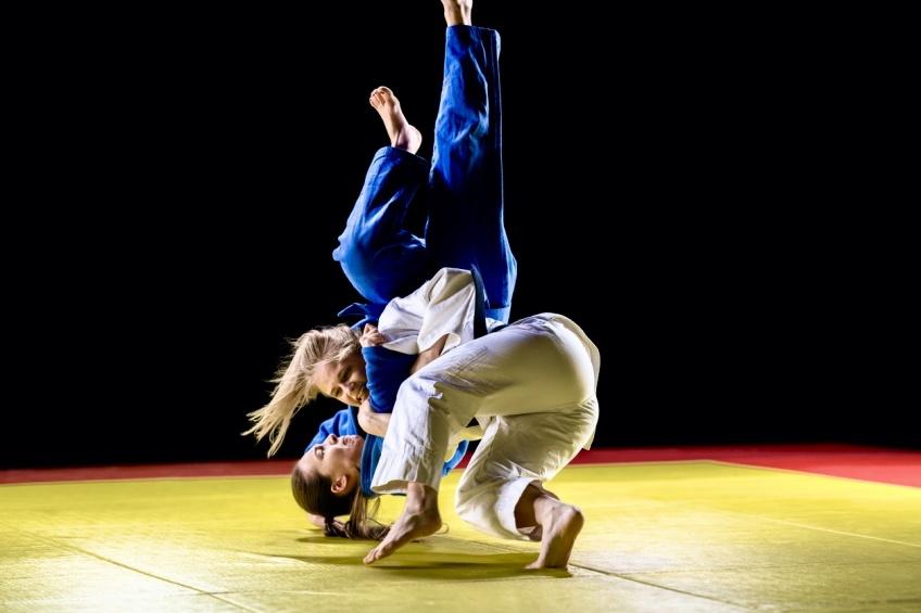 Découvrez toute la beauté du judo avec la meilleure judokate de France