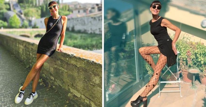 50 ans et alors #3 : elle impose son style à 72 ans !