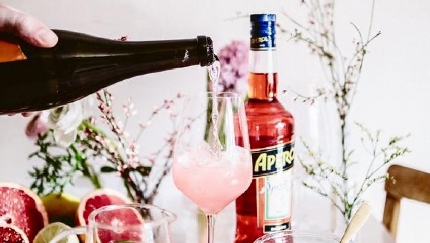 7 délicieuses recettes de cocktails à base d'Aperol