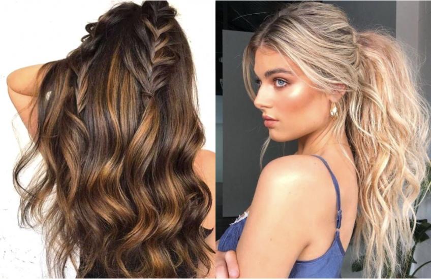 Quelles coiffures opter pour les cheveux longs ?