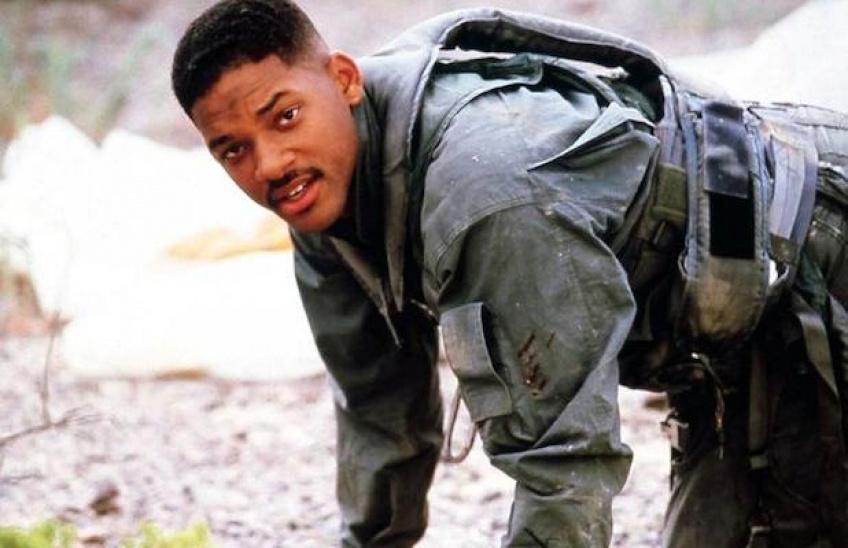 Will Smith a failli ne pas jouer dans 'Independence Day' à cause de sa couleur de peau