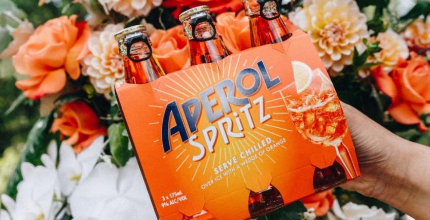 Food : Un Spritz Aperol à emporter, le nouvel indispensable de l'été !