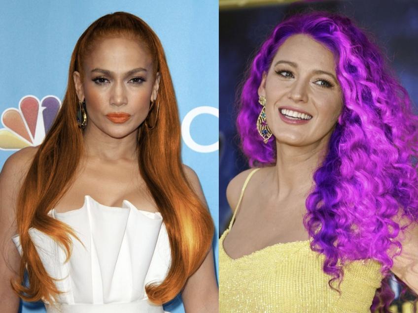 À quoi ressembleraient nos célébrités préférées avec une autre couleur de cheveux ?