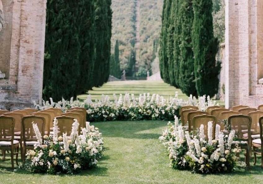 Les lieux les plus exceptionnels pour un mariage de rêve en Europe !
