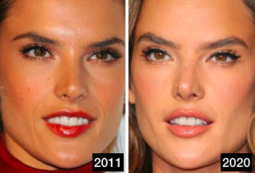 Comment ces top models ont-ils changé avec le temps ?