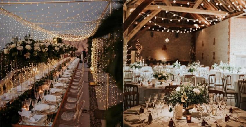Déco mariage : les plus belles décorations de mariage vues sur Pinterest