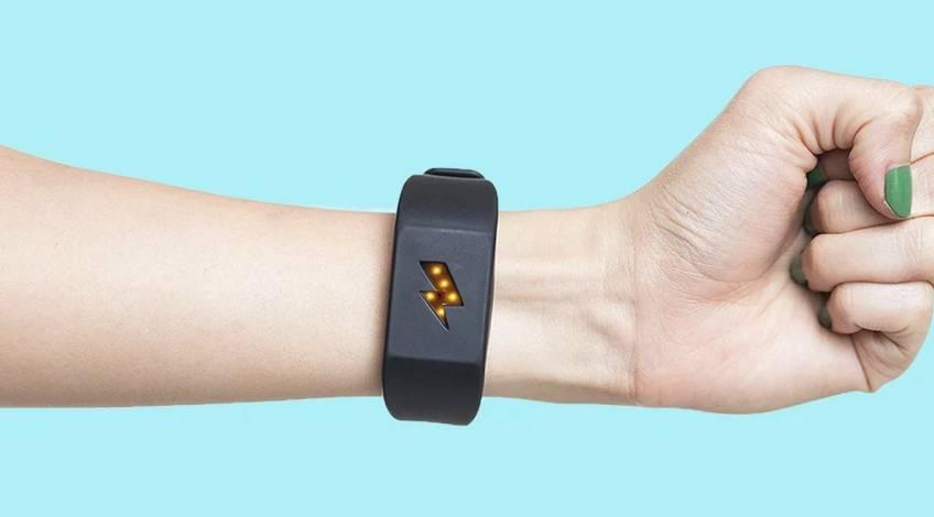 Un bracelet électronique pour perdre ses mauvaises habitudes !