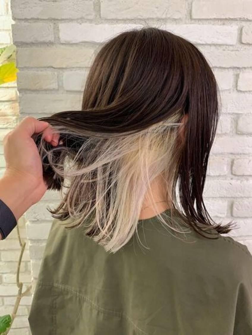 Les colorations cheveux tendances de l'année 2021