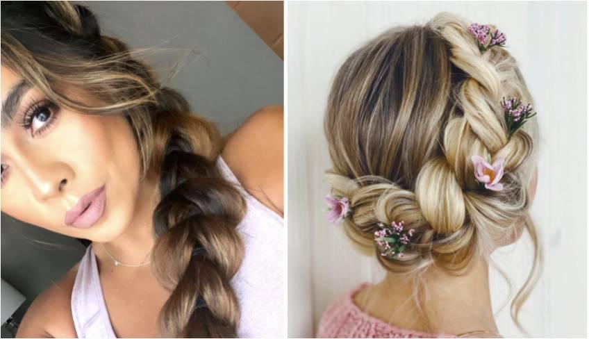 Les coiffures les plus stylées repérées sur Instagram !