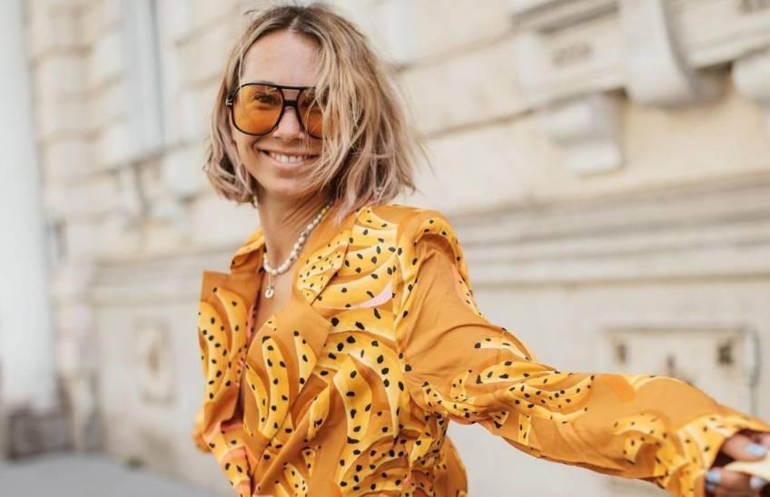 Spotted : Les lunettes de soleil teintées que toutes les modeuses ont au bout de leur nez