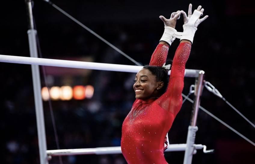 Simone Biles, gymnaste star de l'équipe américaine annonce son retrait des Jeux olympiques