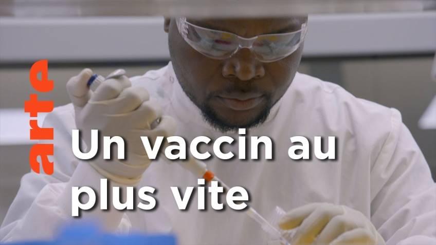 'Covid-19, la course au vaccins' le documentaire Arte qui tord le cou à toutes les théories