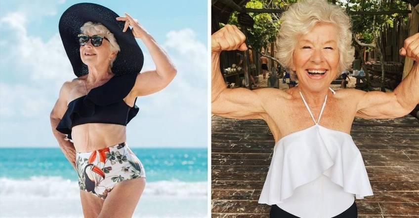 50 ans et Alors #4 : À 74 ans, elle fait le buzz sur Instagram !