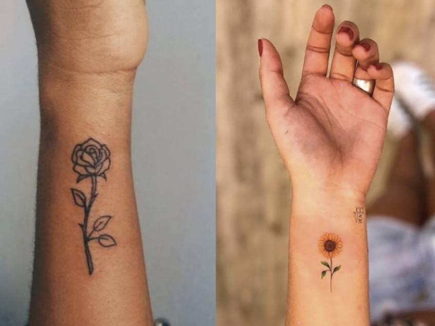 Tatouage : quelle est la signification de ces fleurs ?