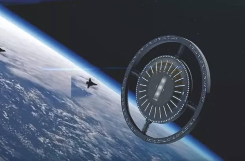 Une nuit d'hôtel dans l'espace ? Bientôt une réalité grâce à la station spatiale Voyager