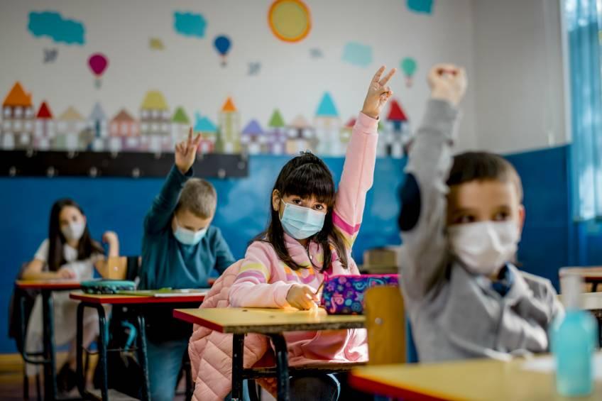 Seuls les non-vaccinés suivront les cours à distance en cas de Covid dans les collèges et lycées