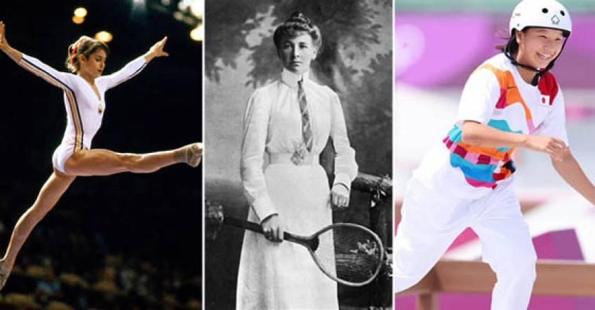 Les femmes et les Jeux Olympiques, une histoire plus récente qu'on ne le pense