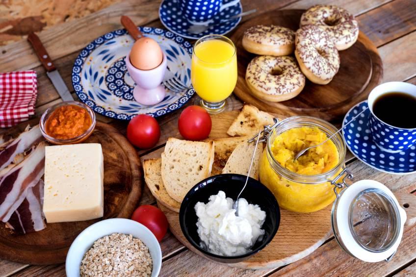 Le secret pour rester jeune et en forme ? Un petit-déjeuner de champion !