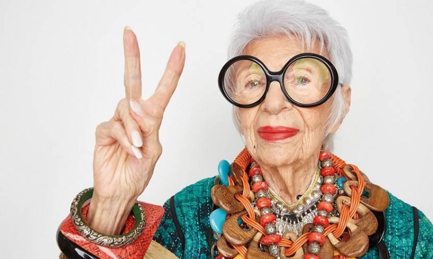 50 ans et alors #5 : À 100 ans, elle est la fashionista d'Instagram !