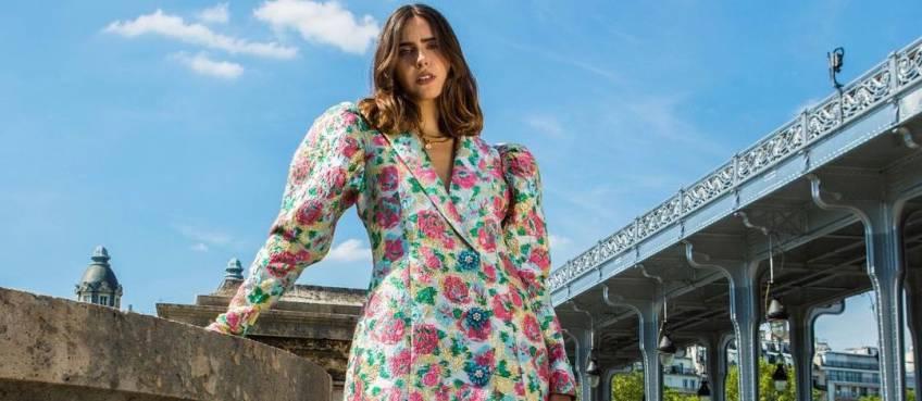 Dans le Dressing de Florette : des tenues riches en couleurs ultra-tendances !