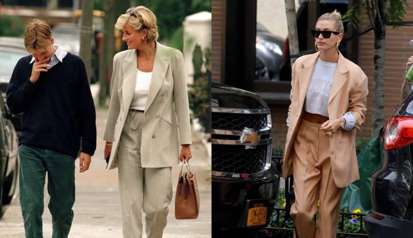 Ces tendances que Lady Diana a portées que l'on s'arrache encore aujourd'hui !