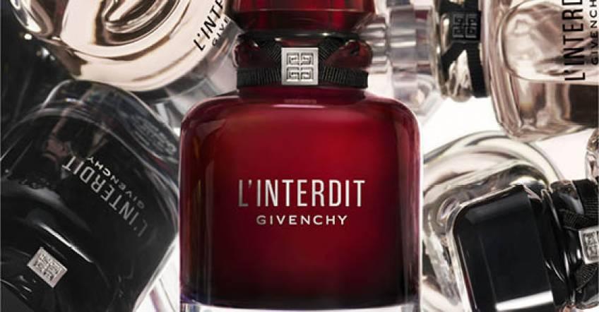 Transgressez les règles grâce à la ligne interdite by Givenchy et Nocibé