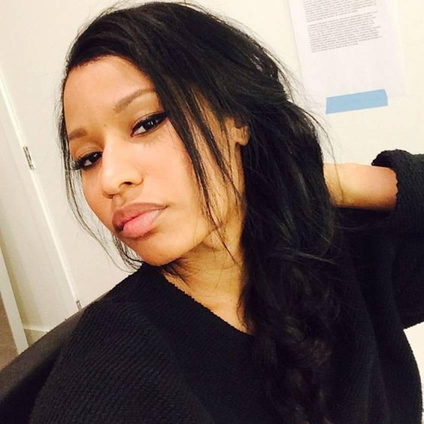 La rappeuse Nicki Minaj se dévoile sans maquillage !
