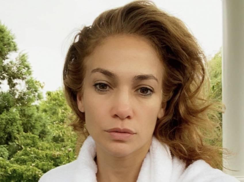 À quoi ressemble Jennifer Lopez sans maquillage ?